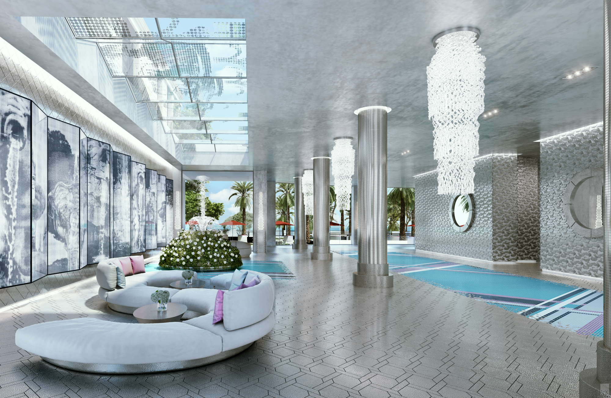 Karl Lagerfeld Spearheads First US Interior Design Project