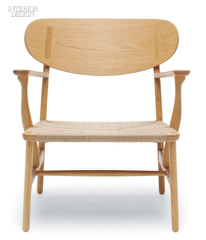 Three 20th-Century Chairs Reissued