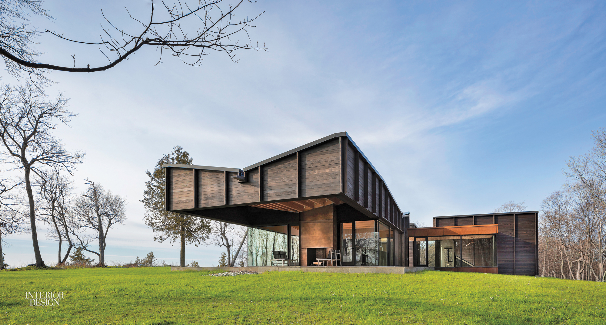 Architecture michigan lake housedesai chia architecture: 2016 best of year