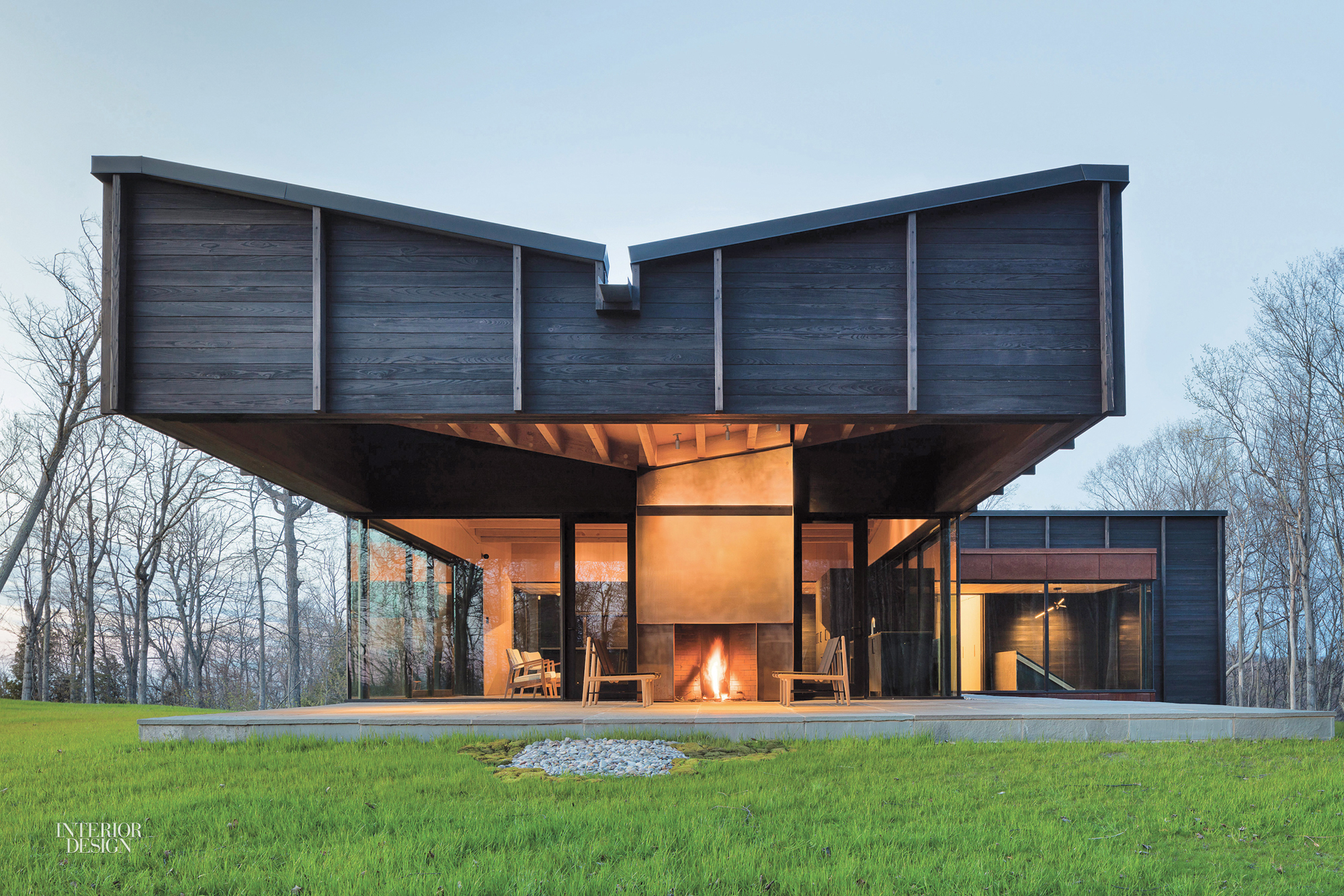 Michigan Lake House By Desai Chia Architecture: 2016 Best Of Year Winner  For Country House