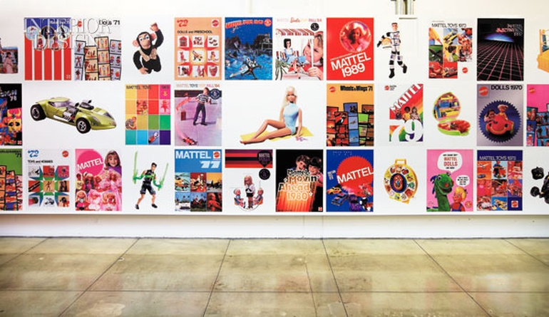 Babes in toyland mattel 39 s california design center by rottet studio Kitchen design center el segundo