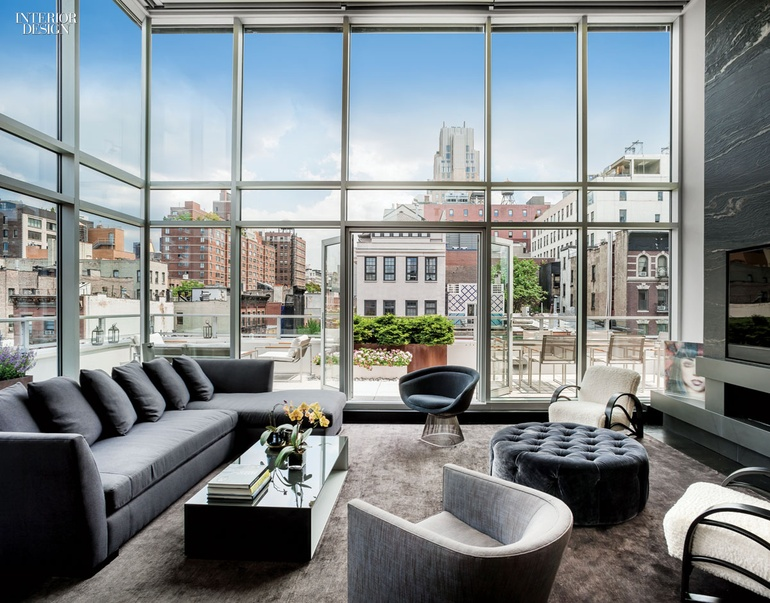 in a living room 6 nyc apartments provide shelter from the concrete jungle 14641