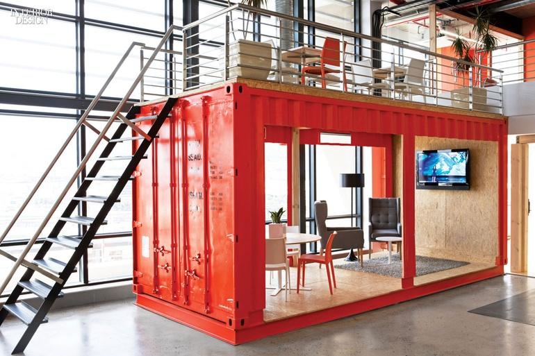 ship shape inhouses cape town office for ad agency ninety9cents advertising office interior design