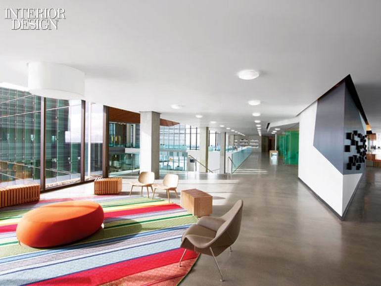 Peak Performance A Mega Office For Adobe By Rapt And Wrns