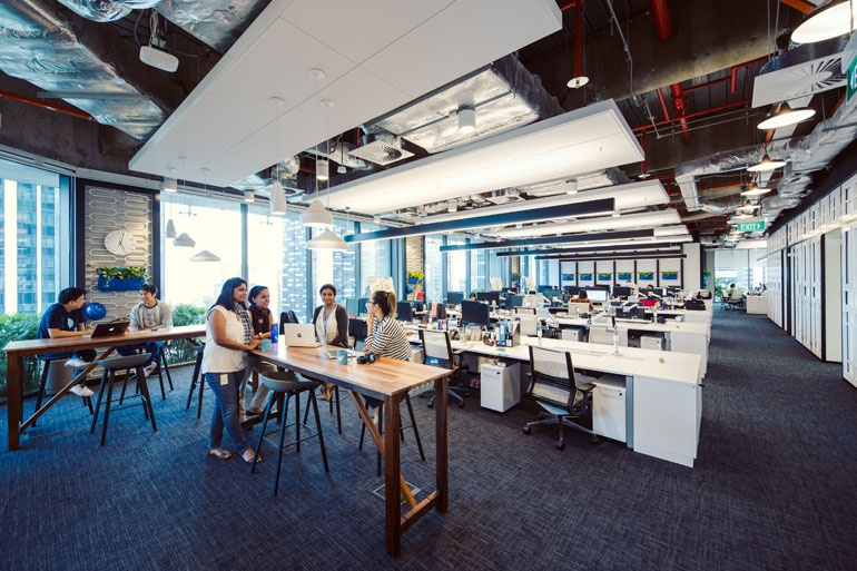 innovative office designs in singapore attract global companies seeking to establish a presence in asia app design innovative office