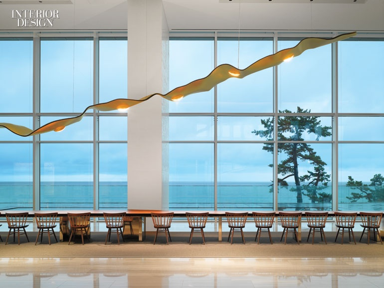Richard meier designs south korea 39 s hotel seamarq for Hotel name design