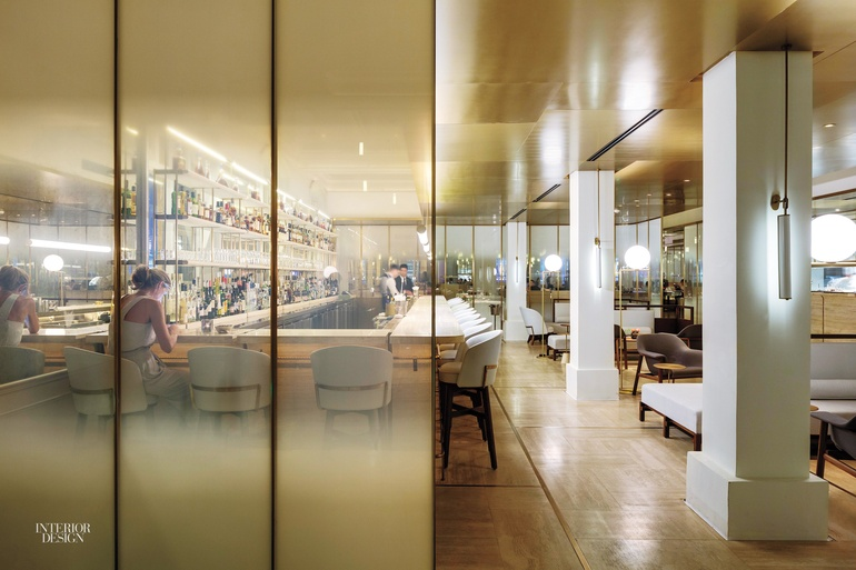 7 simply amazing bars for Office design research