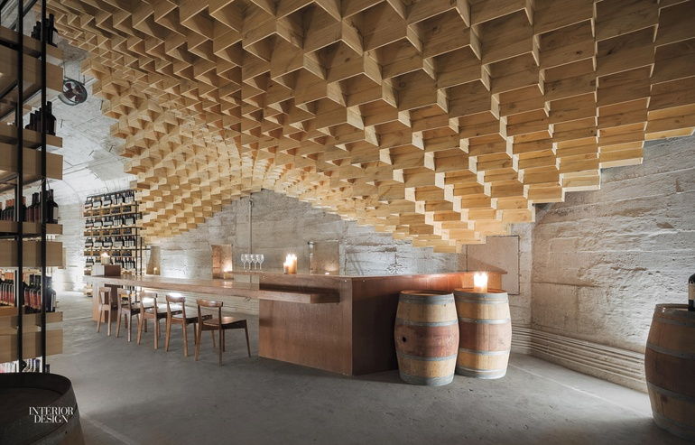 In Their Design For The International Wine Spirits Museum Shanghai China Architects At Godolphin Embraced History Of A Vaulted