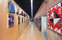 Expanded Flight Club Store By Slade Architecture Is A
