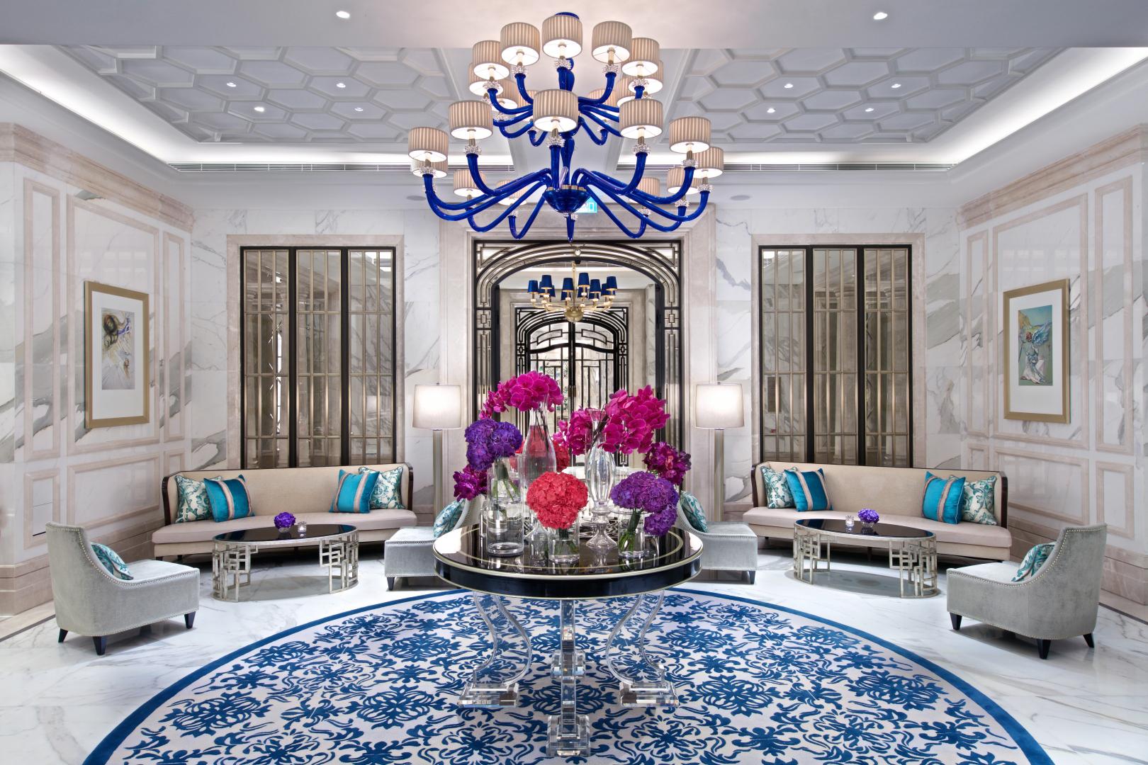 Top 20 hospitality giants 2016 - Interior arrangement and design association ...