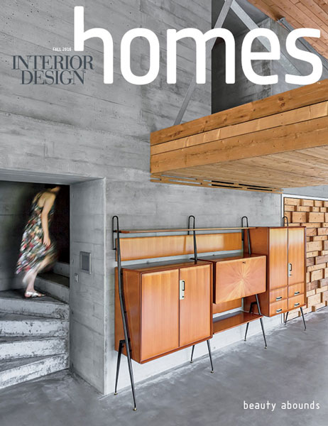 Interior design homes named one of hottest magazine for Magazin interior design