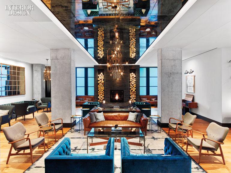 Mark zeff riffs on austin s musical heritage at the hotel - Interior design firms austin tx ...