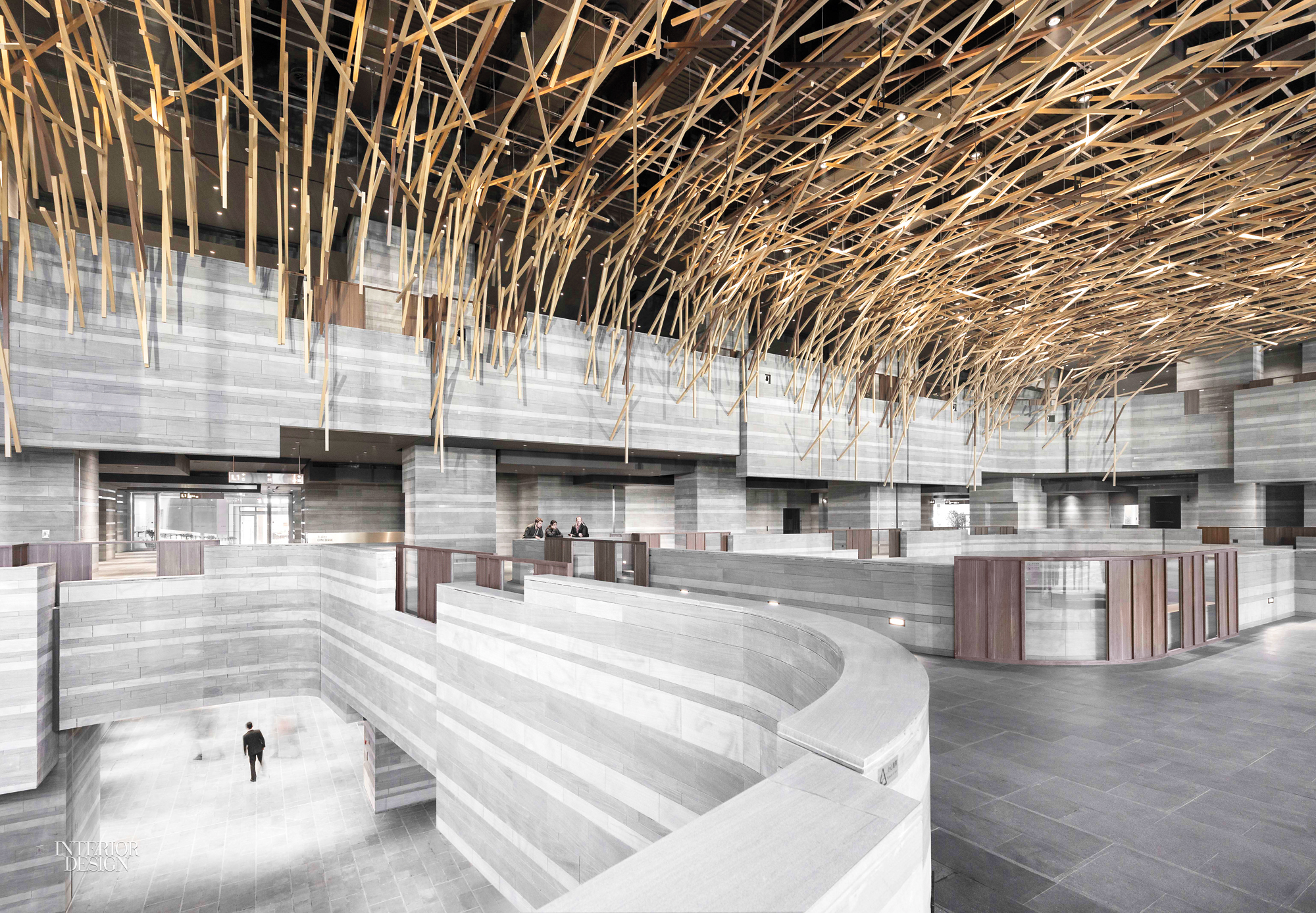 PROJECTS - Interior design - NATIONAL EXHIBITION CENTER ...