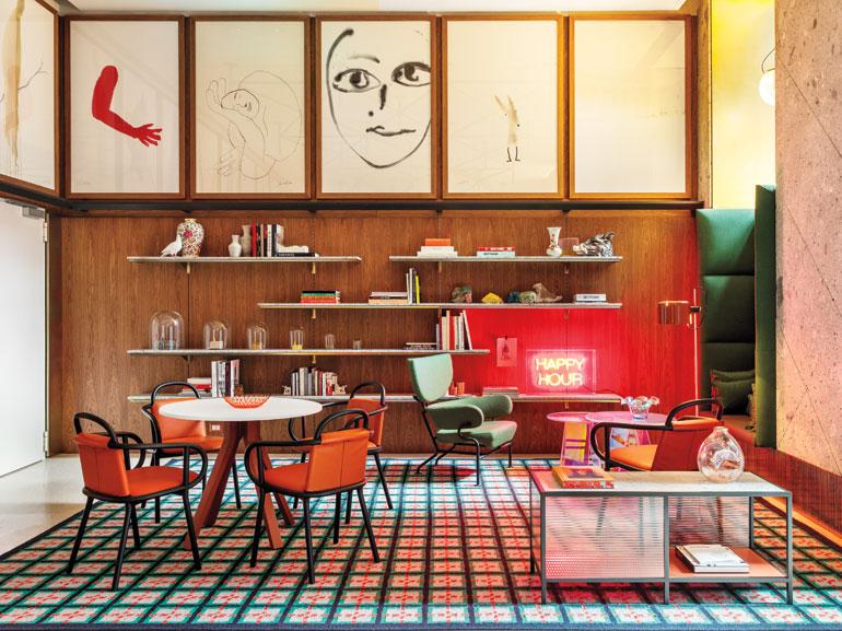 Enrique Sarasola Room Hotel