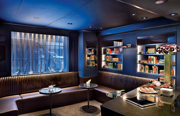 At your service new york 39 s willow club by stephanie goto for Interior design services new york