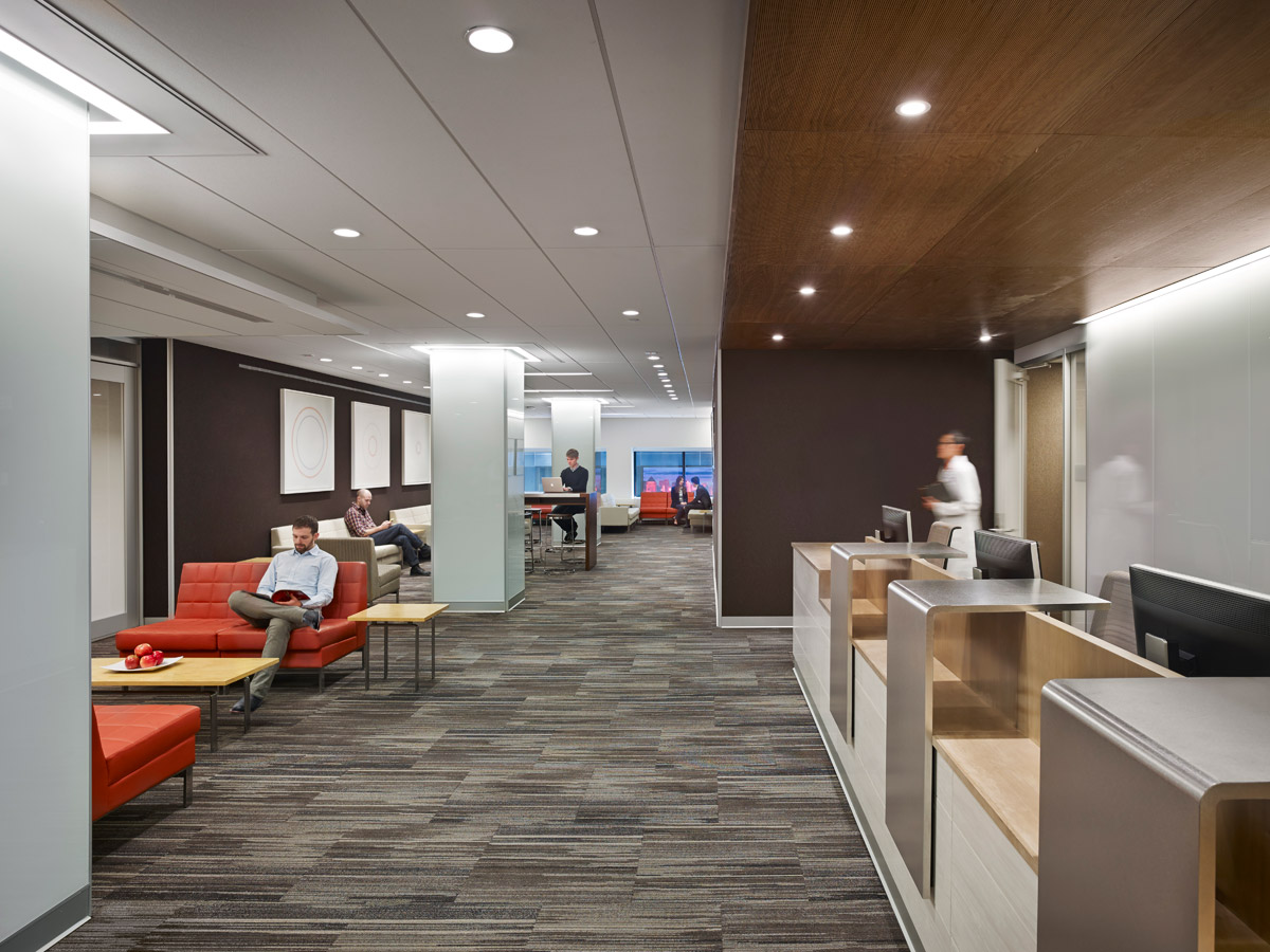 Iida recognizes top healthcare interior design for Tisch design award