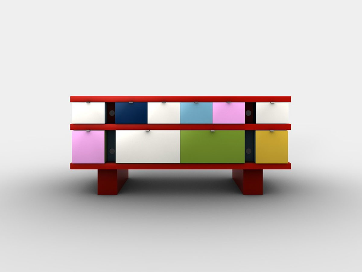 Ones to watch mobikey for Design couchtisch multilevel l