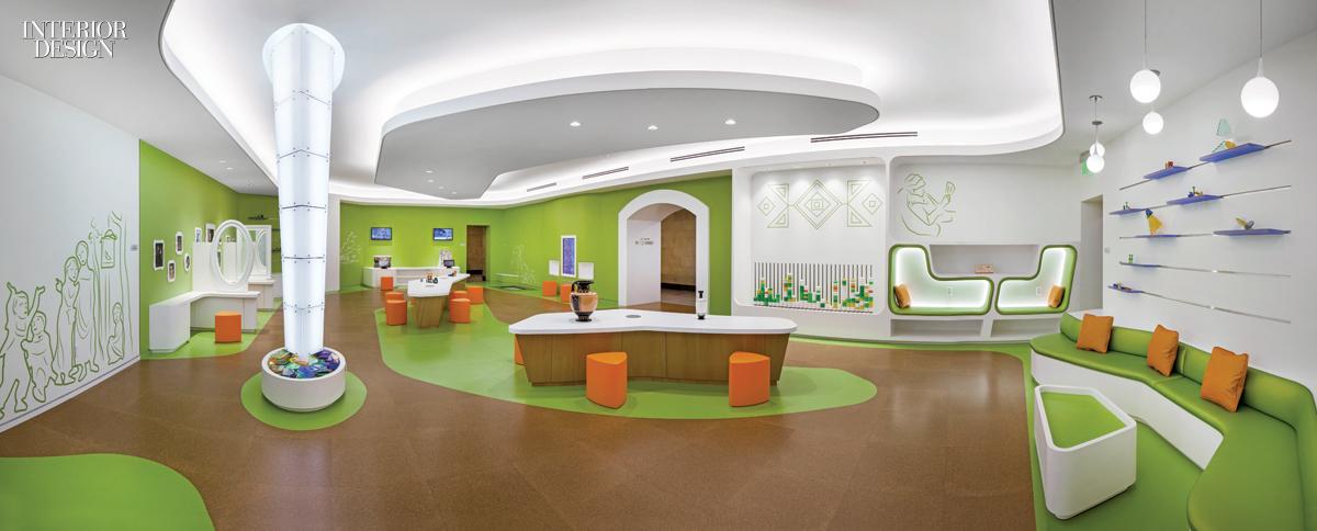 Big ideas hdr converts underground storage into an Art gallery interior design