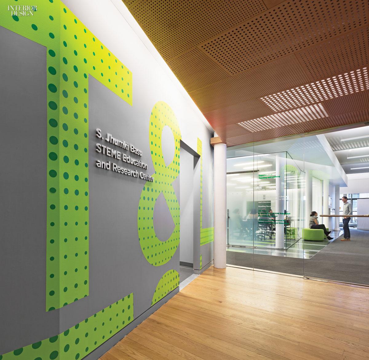 School Interior Design: Core Curriculum: NYU's Steinhardt School By LTL Architects