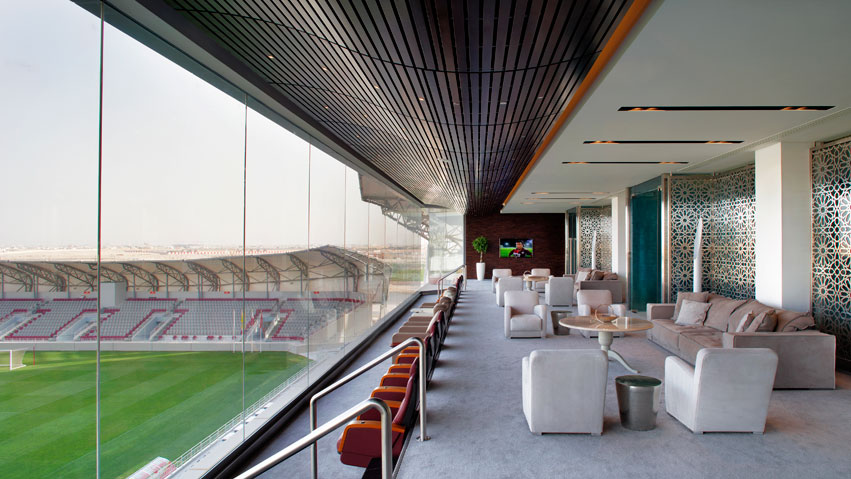 Ringside Seats Seven Sports Facilities Change The Global Game