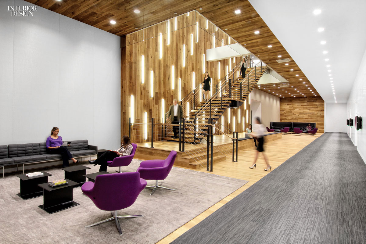 Good health bayer healthcare by gensler for Office design wellbeing