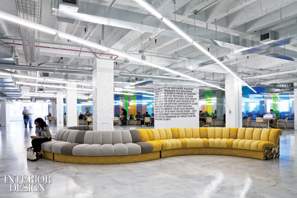 100 big ideas slideshow breakout for Shared office space design