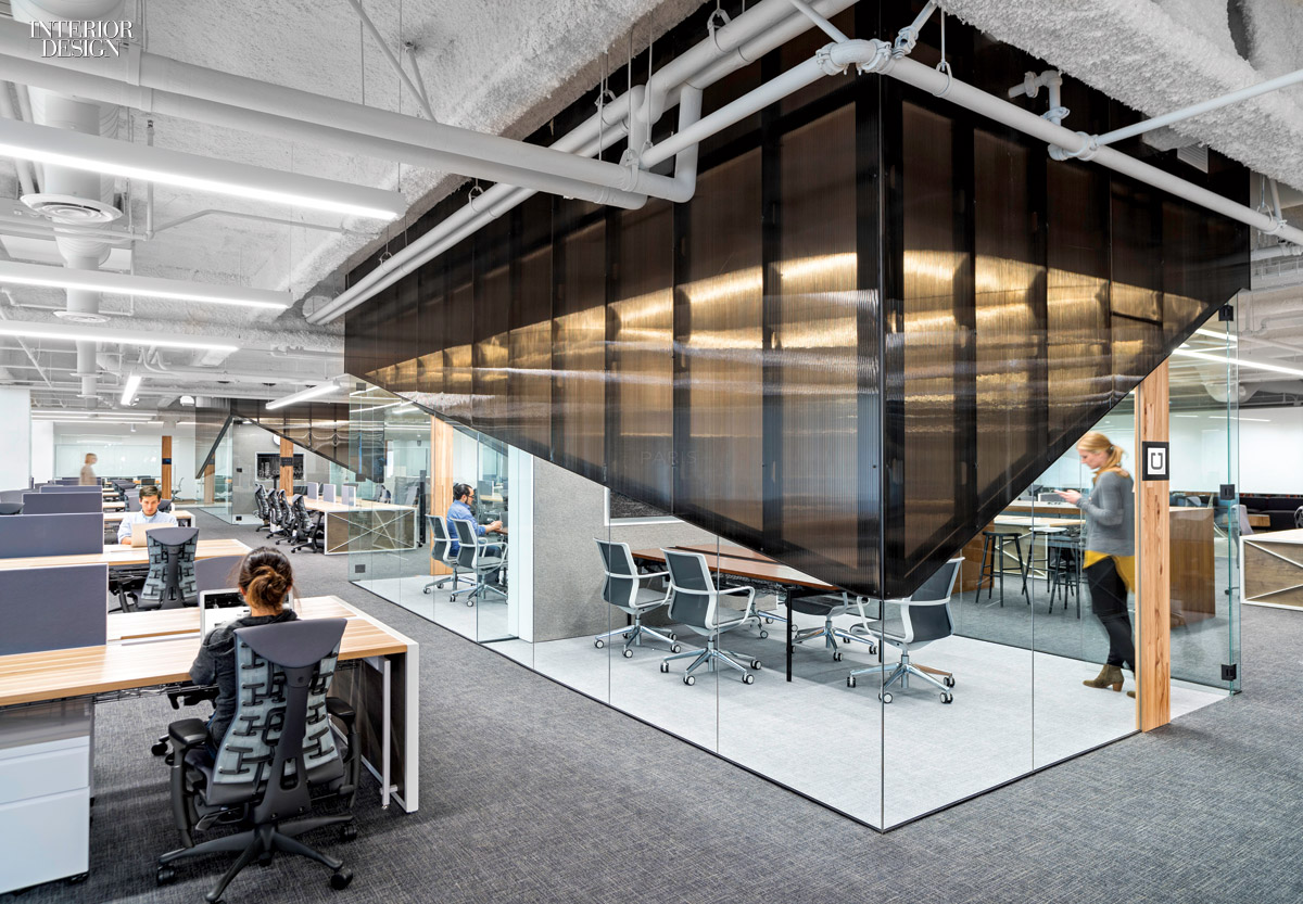 Over and above studio o a designs hq for uber for Oficinas enterprise