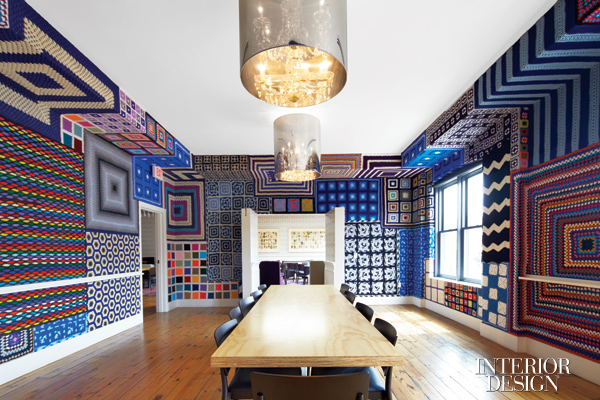 A Nordic Yarn James Dayton And Janet Gridley Collaborate On Peer House