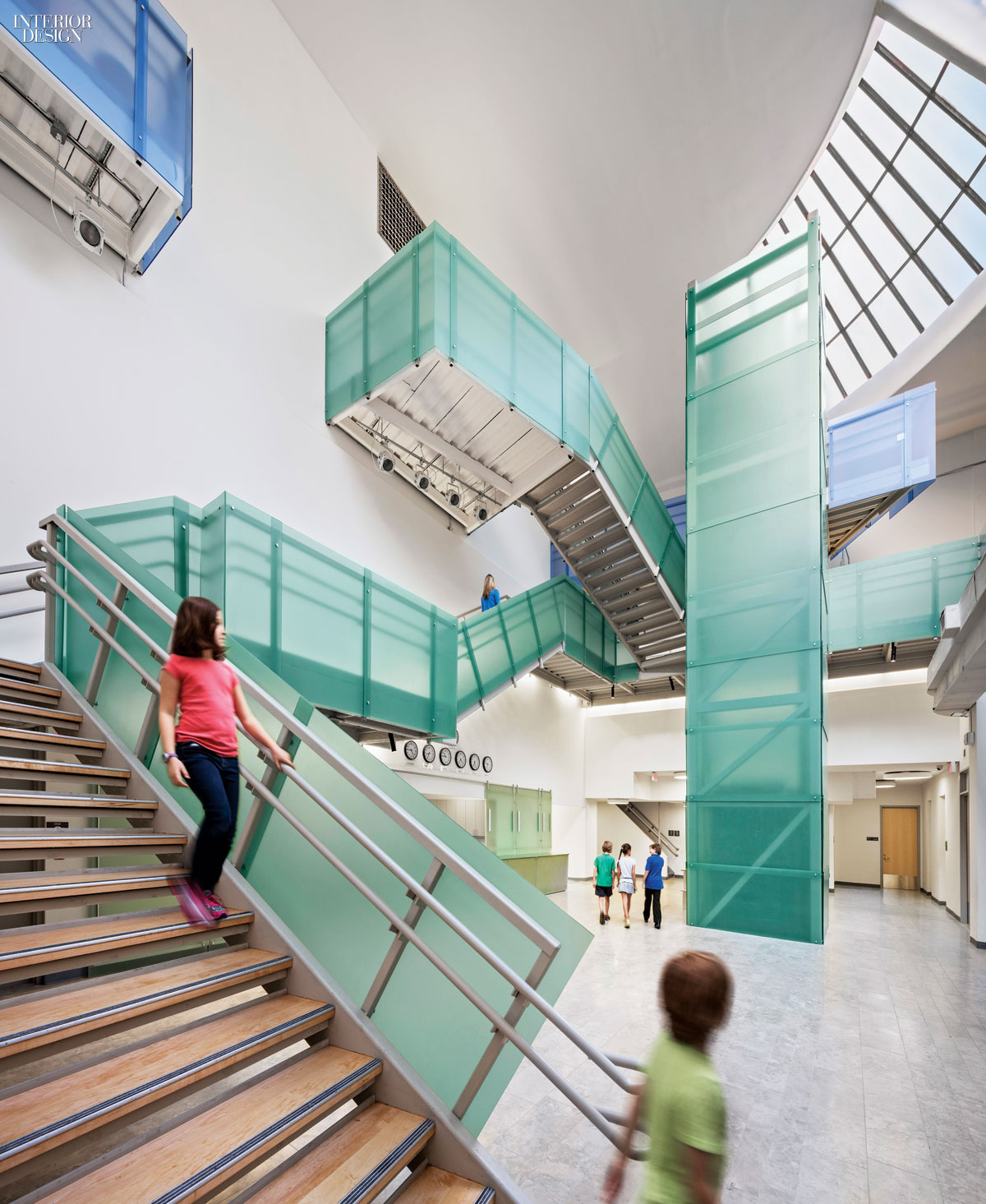 Interior Design Schools In New York: 5 Simply Amazing Learning Spaces For Kids
