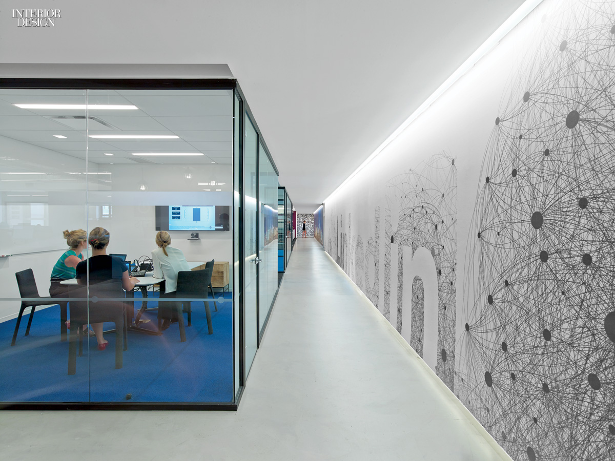 The creative class 4 manhattan tech and media offices for 4 space interior design