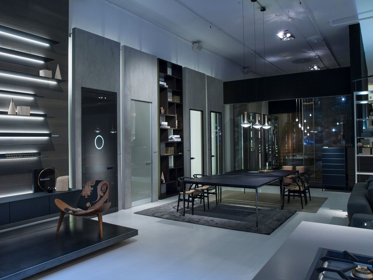 Rimadesio joins new york showroom dom interiors - Interior design firms nyc ...