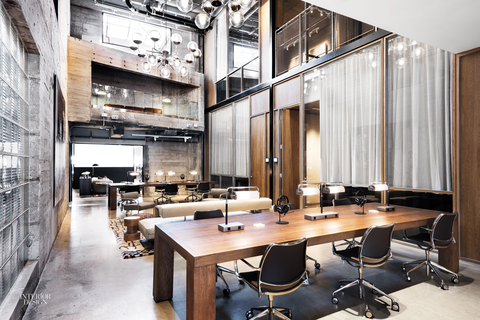 Neuehouse Los Angeles By Rockwell Group 2016 Best Of Year Winner For Coworking Space