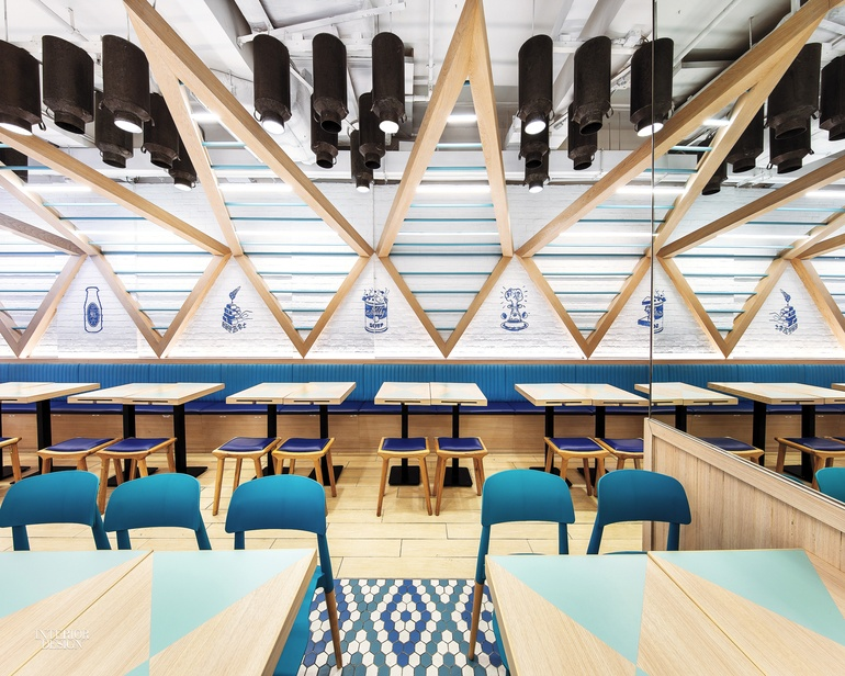 hot new restaurant designs from hong kong to mexico city