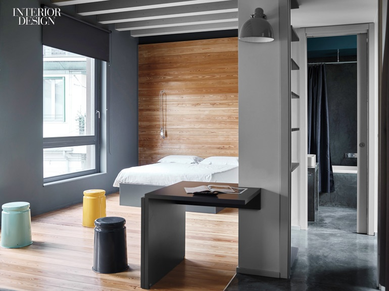 5 most popular hotels of 2016 for Milano hotel design