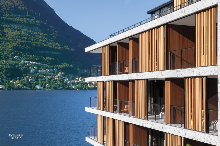 5 most popular hotels of 2016 for Design hotel lake como