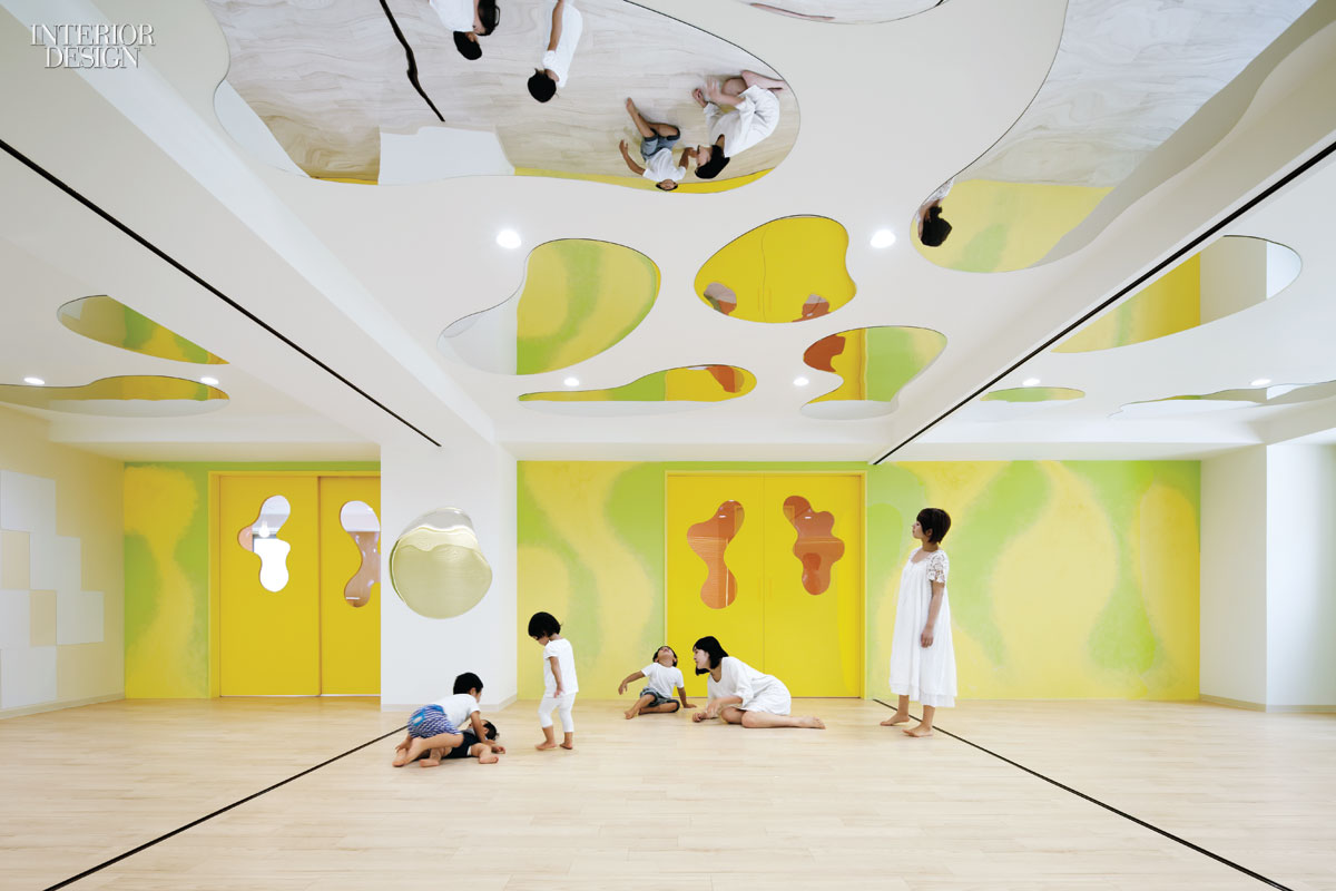 4 imaginative environments for children to play and learn for Interior designs play