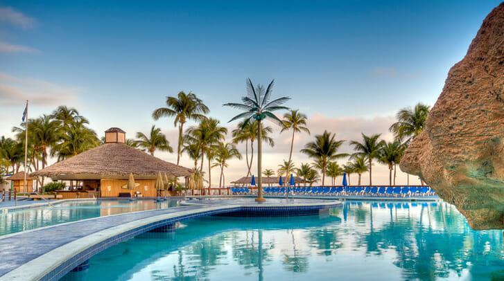 Image of pools in Nassau