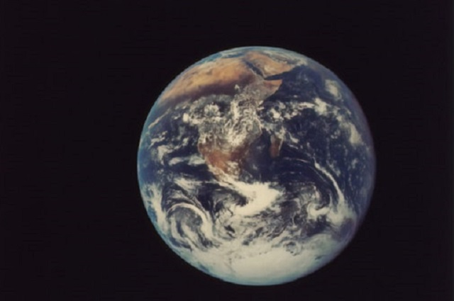 Planet Earth from Unsplsh