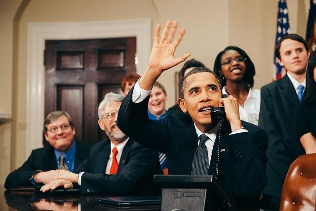Barack Obama Unsplash