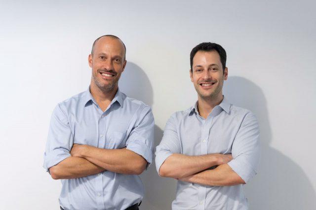 Obligo – L-R CEO Roey Dor and Omri Dor