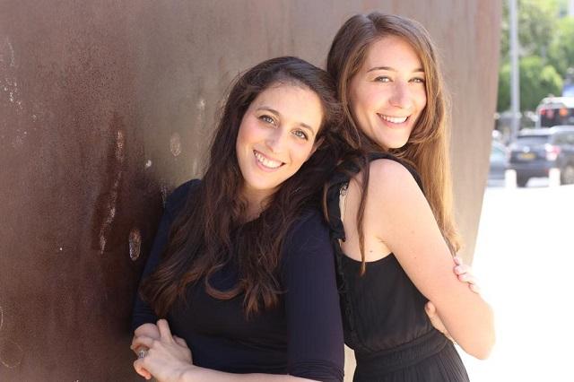 Jessica Rosner and Jennifer Elias Tech It Forward / Courtesy