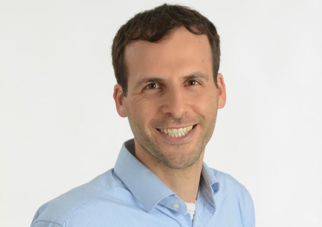 Yair Miron, CEO and founder of Rise.ai. credit – Nati Cohen