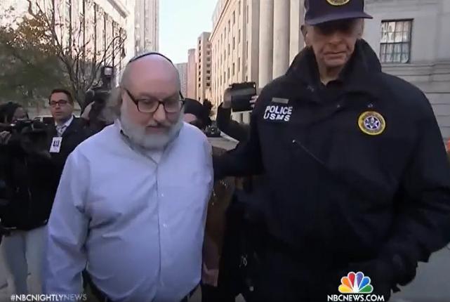 Jonathan Pollard NBC News Screen Shot