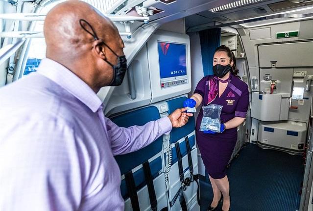 Delta Airlines PR Pic