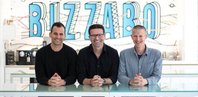 Bizzabo founders-Boaz Katz, Eran Ben Shushan, Alon Alroy PR