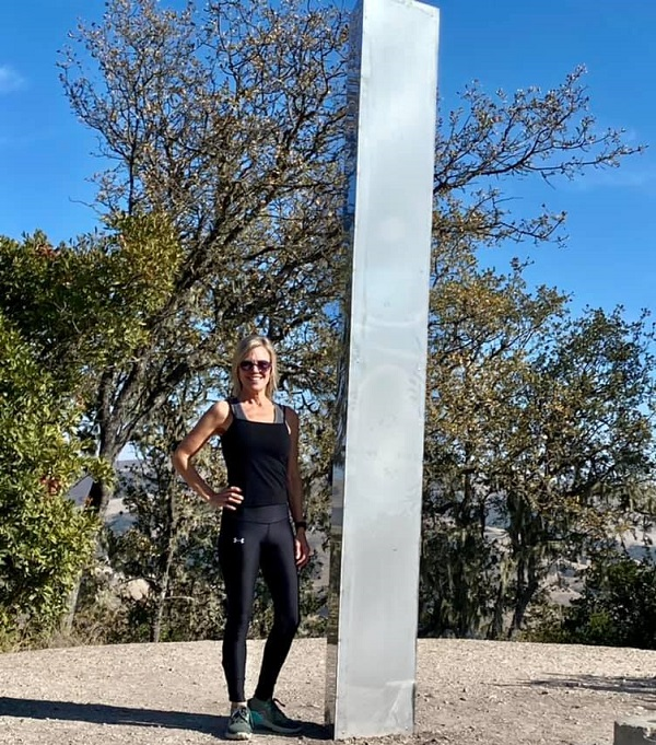 Ronelle Volk California MonolithFacebook
