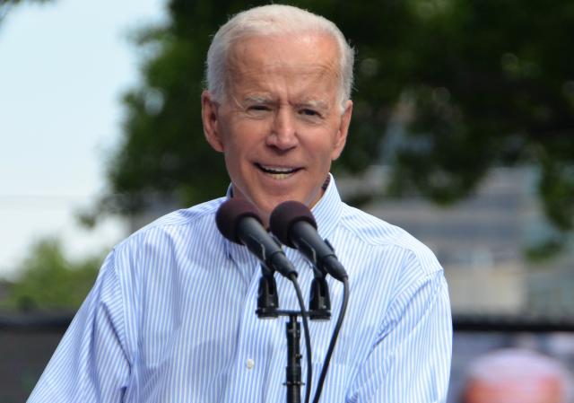 Joe Biden kickoff rally May 2019 wikipedia