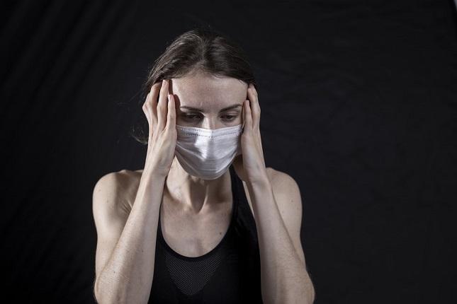 Covid-10 Corona Virus Anxiety Stress Depression Unsplash
