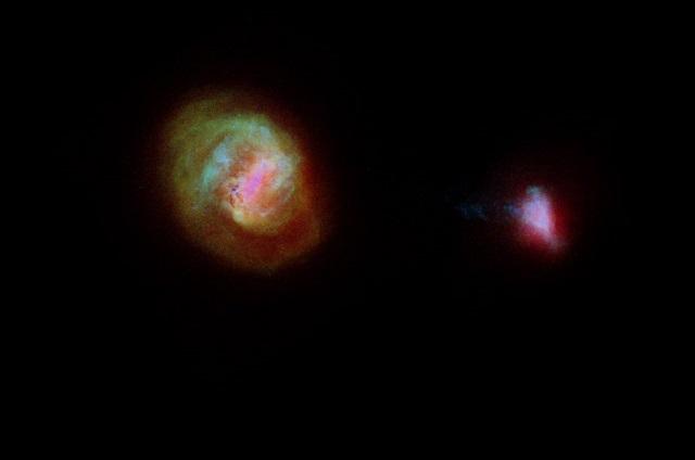 Copyright ESA Gaia DPA CC BY-SA 3.0 IGO Acknowledgement L. Chemin X. Luri et a