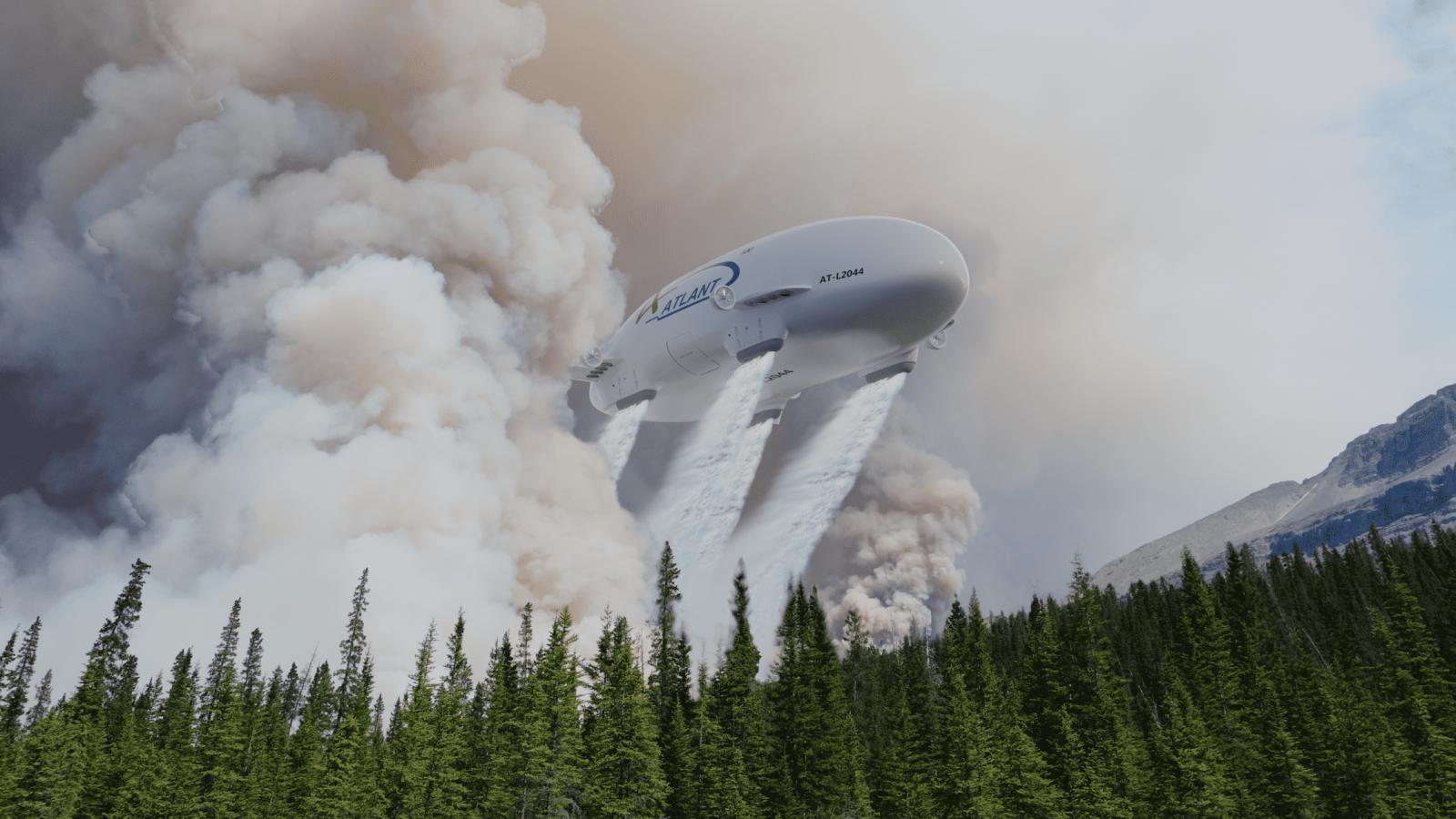 Atlas LTA atlant 100 fire forest ooptimized
